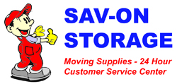 sav on storage